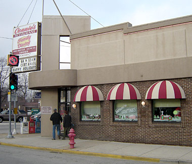 Connie's Restaurant in Berwyn, Illinois