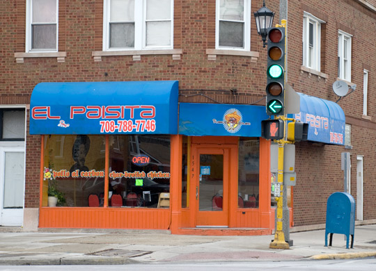 Mexican Restaurant Oak Park Ave
