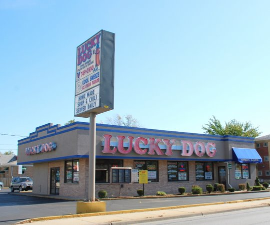 Lucky Dog in Berwyn, Illinois