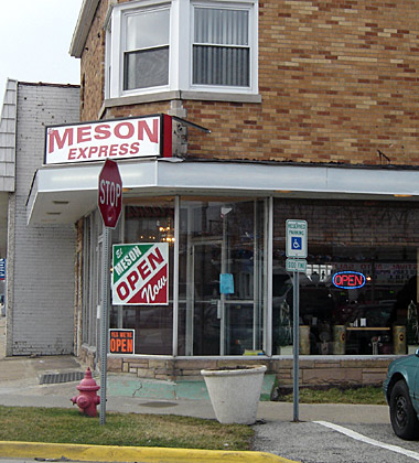 El Meson Express in Berwyn, Illinois