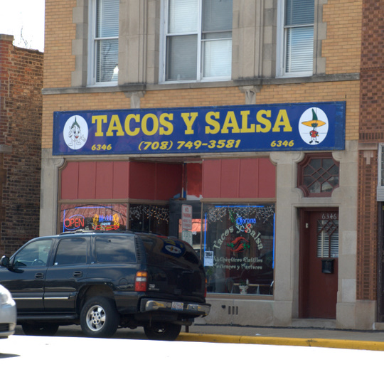 Tacos Y Salsa in Berwyn, Illinois