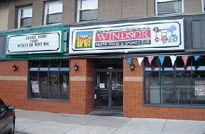 Windsor Restaurant Sports Bar