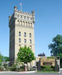 Hofmann Tower in lyons, IL